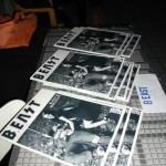 The new B EAST - now available in Berlin at Motto bookshop and Do You Read Me?